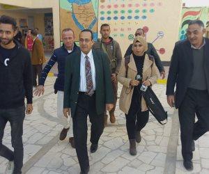 شمال سيناء تتحدى الإرهاب بلجان الانتخابات.. والمحافظ: الحياة عادت لطبيعتها (صور وفيديو)