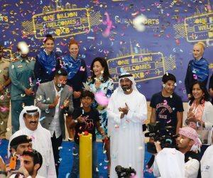 مطار دبي الثالث ازدحاما حول العالم.. الإمارات تحتفل بالمسافر رقم مليار