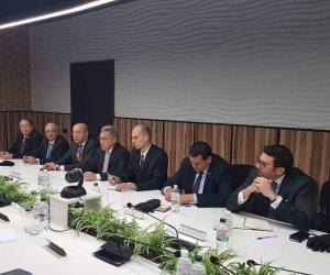 الخبرة الأوكرانية..وفد برلماني مصري يروج للاستفادة من تقدم أوكرانيا زراعيًا (صور)