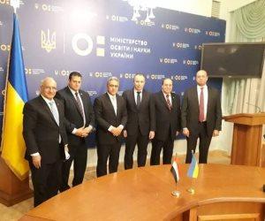 التعليم في كييف يُثير فضول البرلمان.. ونواب يدعون لإقامة جامعة أوكرانية فى مصر