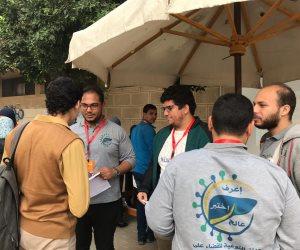 فحص 42 ألف طالب حتى الآن.. جامعة عين شمس تشن هجوما على فيروس «سي» (صور)