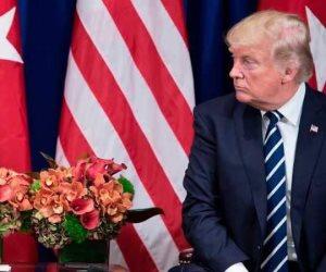 ترامب: لم نعط الضوء الأخضر لغزو سوريا والعقوبات ضد تركيا ستكون مدمرة
