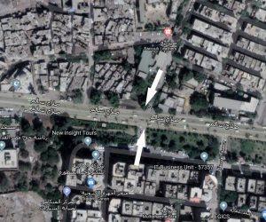 باب النجار مخلع ... غياب «مطب» بجوار حي مصر القديمة يهدد أرواح المواطنين