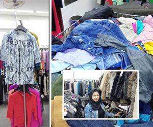 انخفاض مبيعات الملابس بموسم عيد الفطر 70%.. والمحلات تلجأ للتسويق الإلكتروني