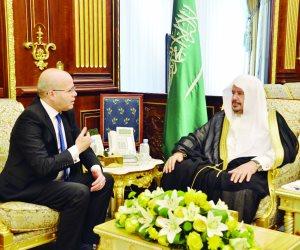 رئيس مجلس الشورى السعودي فى حوار لـ«الأهرام العربي»: القاهرة والرياض قوتان لدعم أمن واستقرار المنطقة