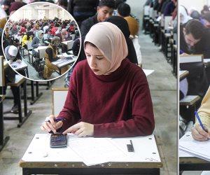 لجان خاصة للمحبوسين.. ماراثون امتحانات الجامعات ينطلق وسط إجراءات مشددة لمنع الغش