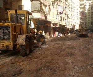 تجنبا للعطلة.. تعرف على خريطة الطرق المغلقة بالقاهرة والجيزة (صور)
