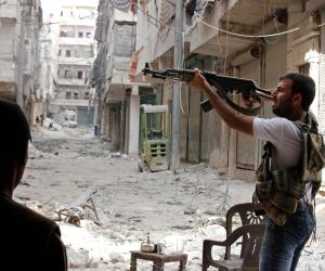 تفاصيل مقتل 11 داعشيا في قصف جوى استهدف مدينة مرزق الليبية