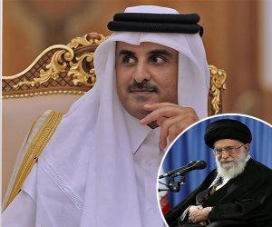 تميم ينبطح للجميع.. كيف أصبح الأمير الذليل دمية في يد أردوغان والملالي؟
