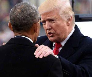 ترامب يستغل أوباما في أزمته مع المكسيك.. من يدفع تمويل الجدار العازل؟