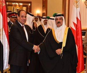 الرئيس السيسى يدعو ملك البحرين لحضور حفل افتتاح مسجد «الفتاح العليم»