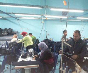 المرحلة الثانية تدخل مرحلة التنفيذ.. بورسعيد قلعة الصناعة الحديثة في مصر (صور)