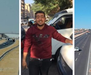 حصاد 2018.. مصطفى محمود: سائق حول «طريق القاهرة-السويس» حياته للأفضل