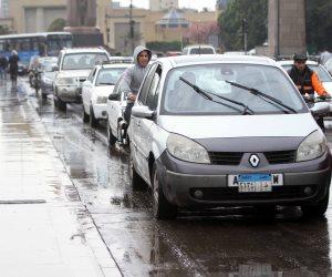 الأمطار والسيول وحوادث الطرق.. المرور يضع وصاياه للسائقين لمنع الكوارث