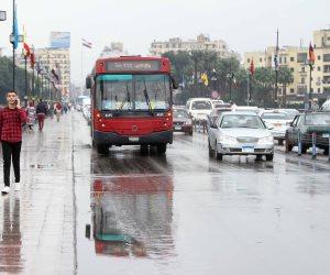 «الأرصاد» تكشف خريطة الطقس لمدة 5 أيام «أمطار ورياح»