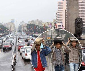 محافظ القاهرة يقرر تعطيل الدراسة غدا بسبب الأحوال الجوية
