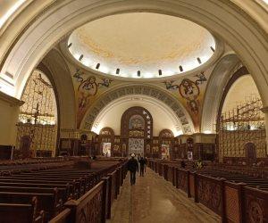 بدء توافد المدعوين للمشاركة بقداس عيد الميلاد وافتتاح كاتدرائية العاصمة الجديدة