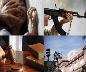 جرائم الأسبوع.. 7 حكايات من دفاتر القتلة واللصوص