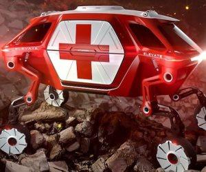 مزودة بأرجل لتسلق الهضاب.. تعرف على سيارة هيونداي الجديدة (صور)