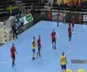 مونديال اليد.. الفراعنة يفرطون بفوز مستحق على السويد