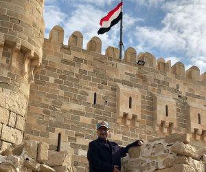 #اجازتنا_في_مصر.. عاشق مصر الإماراتي يوجه رسالة جديدة للمغرضين (خاص)