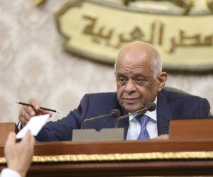 رئيس مجلس النواب يهنئ الرئيس السيسى بعيدى الشرطة وثورة 25 يناير