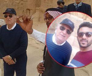 عمر خيرت لـ«صوت الأمة»: السعودية تشهد صحوة ثقافية حقيقية وسأكرر حفلاتي بها (فيديو وصور)