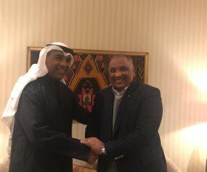 رئيس هيئة الرقابة الادارية يصل الكويت للمشاركة في فعاليات مؤتمر مكافحة الفساد