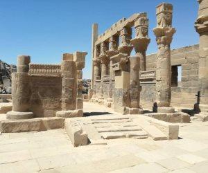 قائمة المعالم الأثرية في أسوان.. معبد فيلة والمسلة الناقصة أبرزها (صور)