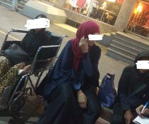فريق إنقاذ «البردانين» ينفذ المهمة الأولى من شارع عباس العقاد (صورة)