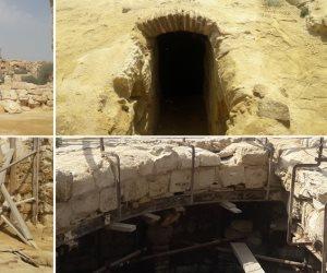 الآثار تنقذ دير «أبو مينا» من الغرق في المياه الجوفية.. واليونسكو تشيد بجهود الحكومة