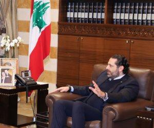 """ماذا قال """"أبو الغيط""""؟.. تفاصيل لقاء """"الحريري"""" مع الأمين العام لجامعة الدول العربية في لبنان"""