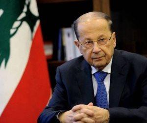 رئيس لبنان يحاول إيقاف الغضب: أتفهم مطالب المتظاهرين وبدأنا إجراءات لإصلاح الوضع