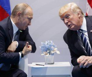 سر عرض ترامب على بوتين المساعدة في إطفاء حرائق سيبيريا