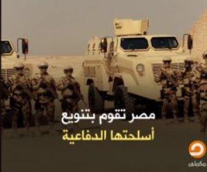 نشكركم على حسن تعاونكم.. الإخوان تعترف بالإمكانيات العملاقة للجيش المصرى