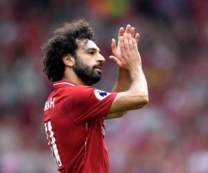 محمد صلاح ينضم للتشكيلة المثالية بلجولة الثالثة في الدوري الإنجليزي