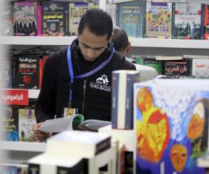 معرض الكتاب اليوم.. محمد فراج فى قاعة السينما ويوم حافل للأطفال