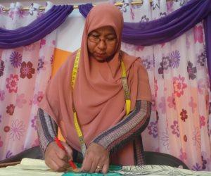 """بدعم جهاز المشروعات.. قصة نجاح """"ناهد"""" من أسوان لـ السودان"""