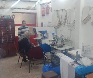 بفضل جهاز تنمية المشروعات.. ملابس داخلية مصرية للعالمية