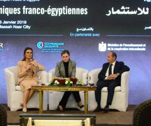 ارتفاع حجم التبادل التجاري بين مصر وفرنسا في 2018 إلى 2.2 مليار دولار