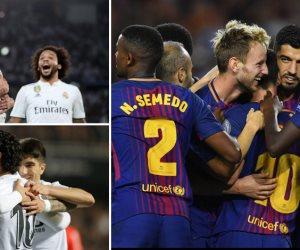 نتيجة الريال ضد ألافيس تشعل لقاء برشلونة مع بلد الوليد