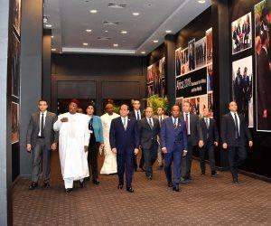 أفريقيا على ضفاف النيل.. مصر تتسلم مفاتيح أفريقيا وترسم خرائطها