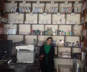 «تنمية المشروعات».. ينجح في تنفيذ حلم فتاة كفر الشيخ (صور)