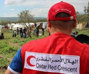 «الدوحة منبر التطرف».. الهلال الأحمر القطري يبث سمومه بمخيمات اللاجئين بماليزيا