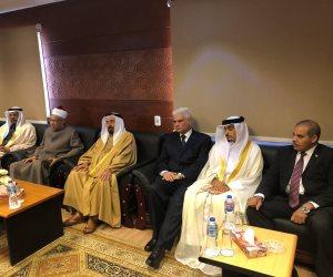 حاكم الشارقة: كل التقدير لجهود أحمد الطيب في ترسيخ قيم السلام والأخوة الإنسانية