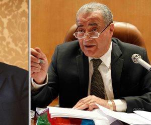 شريف فخري يتحدث عن المرجو من وزارة التموين.. و«المصلحي» يرد