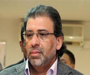خالد يوسف يغادر لباريس خوفا من رفع الحصانة بعد تحقيقات الفيديو الجنسى