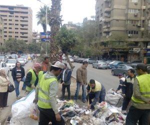 بعد تطبيقها بـ4 أحياء.. هل تنجح منظومة الجمع السكنى فى إنهاء أزمة القمامة بالجيزة؟