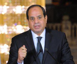 السيسي للمصريين: ثمار الإصلاح لم تنته.. ويؤكد: الدول لا تقوم إلا بالعمل
