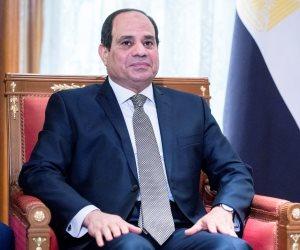 السيسي يستعرض مع مسؤولي «مرسيدس» في ميونيخ استئناف نشاط الشركة بمصر